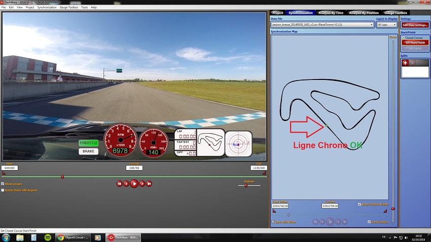 Objectif Circuit • Consulter le sujet - Montage vidéo avec manomètres
